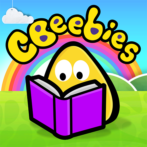 Cbeebies Storytime App - an online library linked to favourite Cbeebies shows.